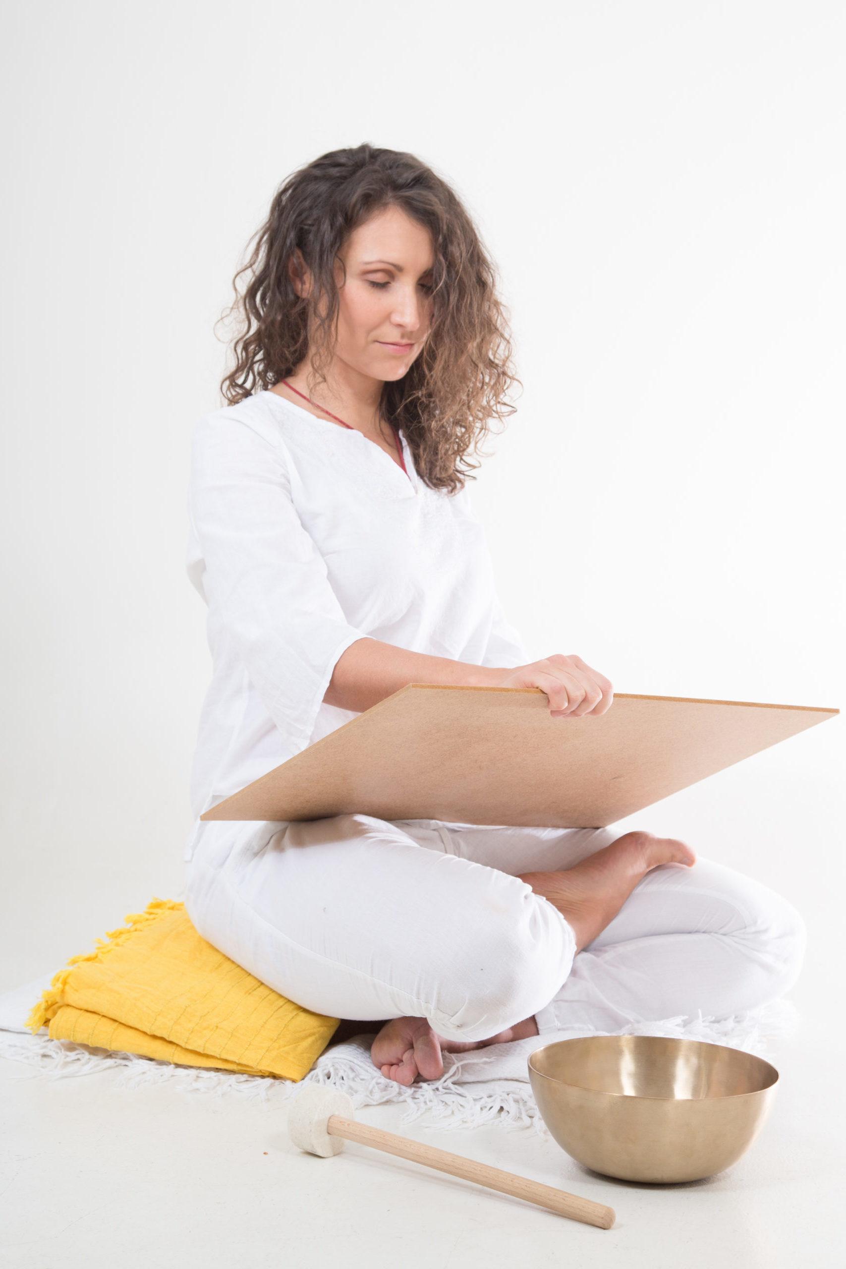 Meditatives Malen zur Entspannung
